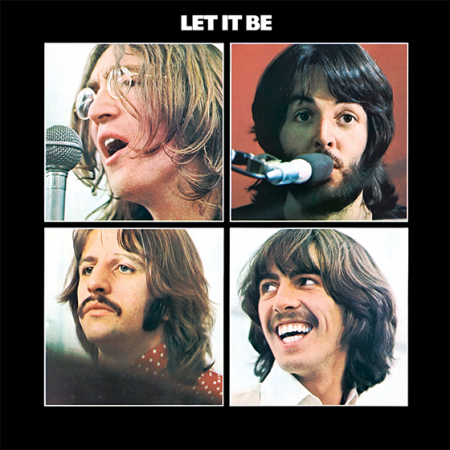 hype-cards beatles let it be album cover music