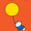 happy birthday dick-bruna miffy balloon hype-cards funky quirky unusual modern cool card cards greetings greeting original classic wacky contemporary art illustration photographic kids book