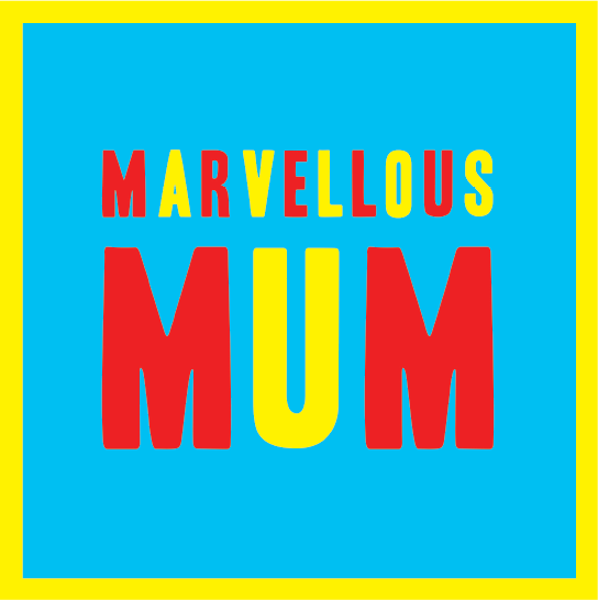 marvellous mum malarkey malarkey-cards mothers day birthday Birthday funky quirky unusual modern cool card cards greetings greeting original classic wacky contemporary art illustration fun vintage retro malarkey Brighton