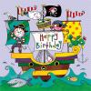 pirate animal rachel ellen jigsaw birthday kids