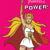 funky quirky unusual modern cool card cards greetings greeting original classic wacky contemporary art illustration photographic vintage retro kids tv he-man she-ra hype-cards masters of the universe princess power