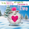 funky quirky unusual modern cool card cards greetings greeting original classic wacky contemporary art illustration photographic distinctive vintage retro Christmas xmas Tracks googly-eyes fluff funny ewe wife