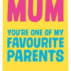 funky quirky unusual modern cool card cards greetings greeting original classic wacky contemporary art illustration photographic distinctive vintage retro humourous funny mother's day mum mother mummy card Dean Morris favourite