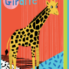 funky quirky unusual modern cool card cards greetings greeting original classic wacky contemporary art illustration photographic east end prints birthday giraffe wacka design