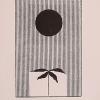 Malarkey Cards Brighton sell funky quirky unusual modern cool card cards greetings greeting original classic wacky contemporary art photographic birthday fun vintage letterpress archivist real-fun-wow QP520 rain sun plant