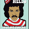 Malarkey Cards Brighton sell funky quirky unusual modern cool card cards greetings greeting original classic wacky contemporary art photographic birthday fun vintage bite your granny toy pincher hello is it me you're looking for lionel richie wheres wally