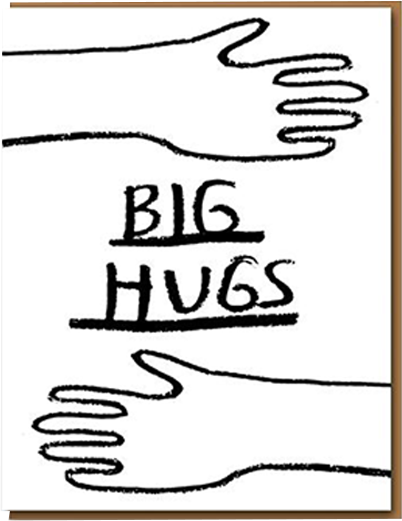 Malarkey Cards Brighton sell funky quirky kitsch unusual modern cool original classic wacky contemporary art illustration photographic distinctive vintage retro funny rude cute humorous birthday seasonal greetings cards prints frames socks people I've loved 1973 nineteenseventythree big hugs