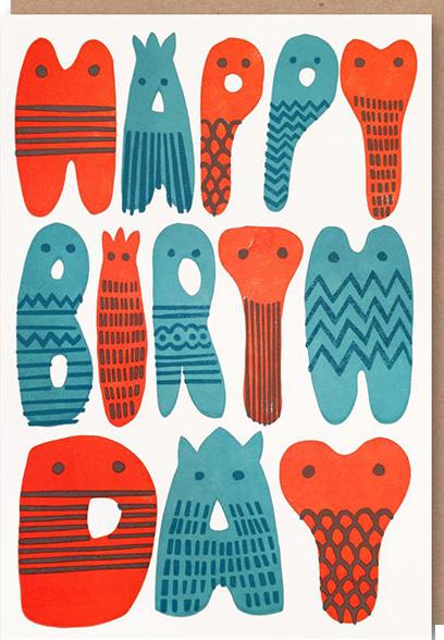 Malarkey Cards Brighton sell funky quirky kitsch unusual modern cool original classic wacky contemporary art illustration photographic distinctive vintage retro funny rude cute humorous birthday seasonal greetings cards prints frames socks bench sukie 1973 nineteenseventythree
