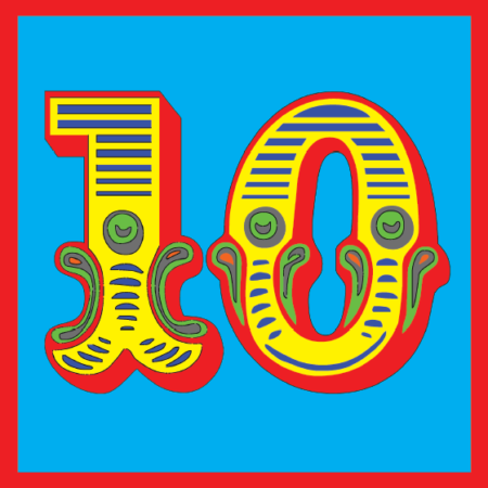 Malarkey Cards Brighton sell funky quirky unusual modern cool original classic wacky contemporary art illustration photographic distinctive vintage retro funny rude humorous birthday seasonal greetings cards 10 ten circus kids