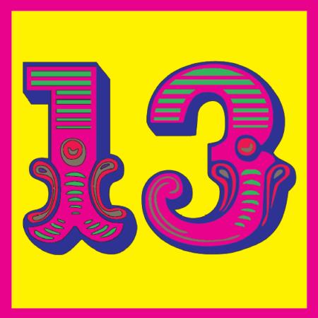 Malarkey Cards Brighton sell funky quirky unusual modern cool original classic wacky contemporary art illustration photographic distinctive vintage retro funny rude humorous birthday seasonal greetings cards teenager 13 thirteen circus