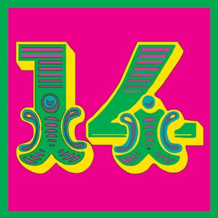 Malarkey Cards Brighton sell funky quirky unusual modern cool original classic wacky contemporary art illustration photographic distinctive vintage retro funny rude humorous birthday seasonal greetings cards kids teenage 14 fourteen circus