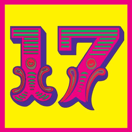 Malarkey Cards Brighton sell funky quirky unusual modern cool original classic wacky contemporary art illustration photographic distinctive vintage retro funny rude humorous birthday seasonal greetings cards 17 seventeen circus teenager